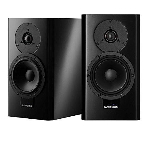 Dynaudio Xeo 20 Active Wireless Hi-Fi Speakers - Black Satin