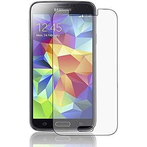 Protector de Pantalla para Samsung Galaxy S5 MINI Cristal Vidrio Templado Premium, Electrónica