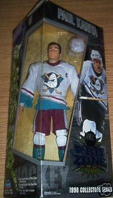 Paul Kariya NHL Prozone 12 Figure by NHL Pro Zone (Paul Kariya Nhl)