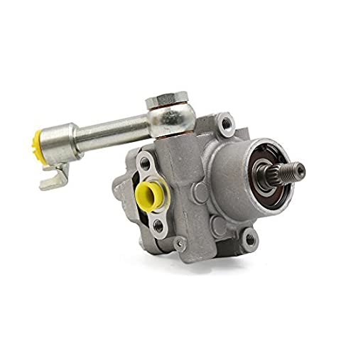 DealMux New Power Steering Pump 21-5407 for 02-06 Nissan Altima 03-08 Maxima 04-09 Trucks Quest