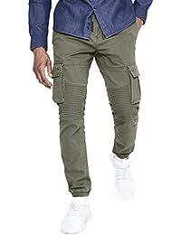Mens Fobattle Trousers Celio
