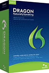 Dragon NaturallySpeaking Premium 12.0 (PC)