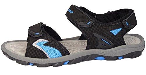 Dunlop - Strap alla caviglia uomo (Black - Royal Blue)