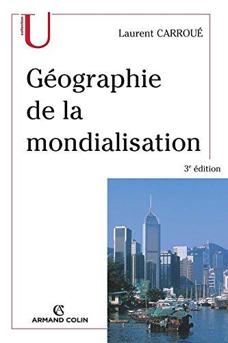 Géographie de la mondialisation