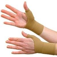 Férula de pulgar de compresión con gel y muñecas Soutenir guantes de emergencia de terapia contra artritis