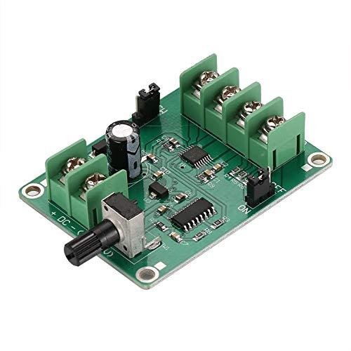 Goldyqin 5 V-12 V DC Brushless-Treiberplatine Controller Für Festplattenmotor 3/4 Draht Durable Brushless Motor Driver Board - Grün -