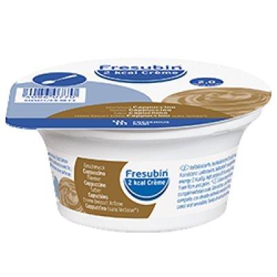 Fresubin 2 Kcal Creme Cappuccino im Becher, 4X125 g