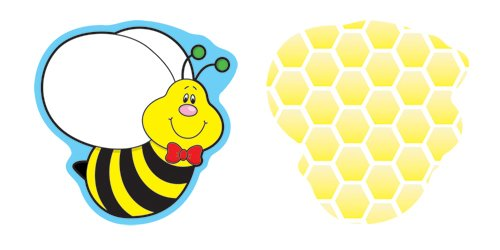 (Bees Mini Cut-Outs)