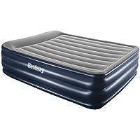Bestway Comfort Quest - Cama de aire extra alta, 203 x 152 x 56 cm