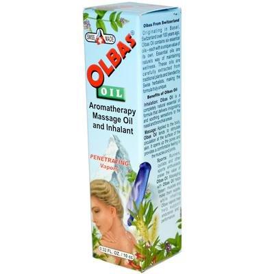 Preisvergleich Produktbild 8 Stück x OLBAS Öl – 0, 32 FL OZ