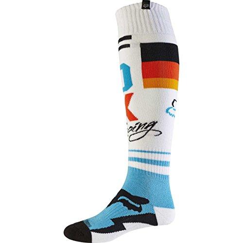 Fox Socken FRI Rohr Thin Weiß Gr. L (Fri Thin Fox)
