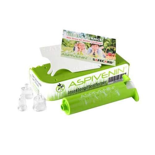 Aspivenin Insektengiftentferner Set, 1 St. Set