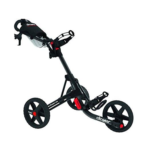 Clicgear Golftrolley Neuheit 2015 Modell 3.5 Golf Trolley Farbe: Black (Golf Taschen Billig)