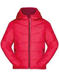 VAUDE Arctic Fox Jacket III - Chaqueta para niño, otoño/Invierno, Infantil, Color Rosebay/Salsa, tamaño 15 años (164 cm) [DE 158/164]
