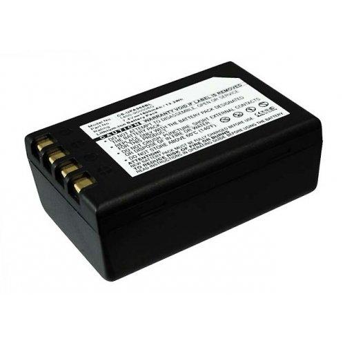 Batería para Escáner Unitech Modelo 1400-900006G, 7,4V, Li-Ion