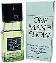 Jacques Bogart One Man Show For Men - Eau de Toilette, 100 ml