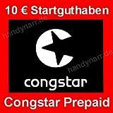 Congstar D1 Prepaid SIM Karte 10 EUR Startguthaben von T-Mobile T-Com D1