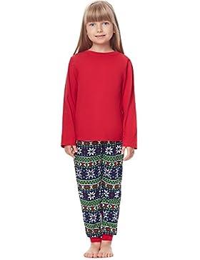 Ladeheid Mädchen Schlafanzug LA40-117