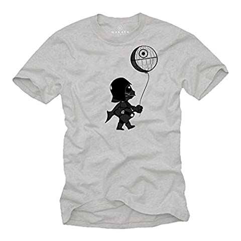 Dope Blu Ray - Baby Vader - Tee Shirt Homme -