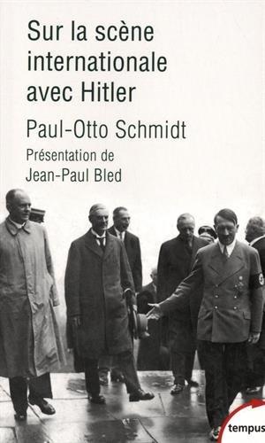 Sur la scène internationale avec Hitler