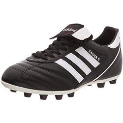 Adidas Kaiser 5 Liga, Scarpe Da Calcio Da Uomo, Nero (Black/Running White Ftw/Red), 42 EU