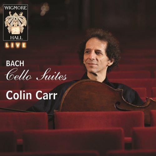 Bach Cello Suites - Wigmore Hall Live