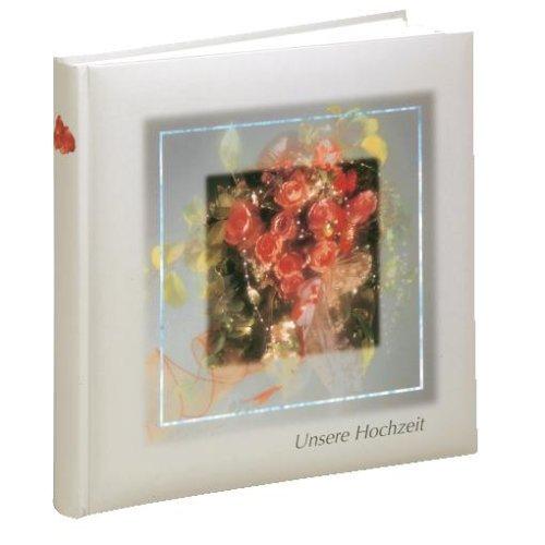 Hama Hochzeitsalbum Rosen, 30x30/60