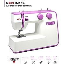 Maquinas de coser alfa catalogo