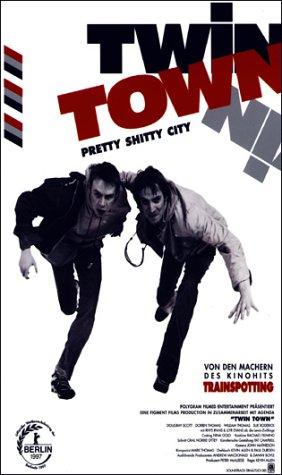 Twin Town - Pretty Shitty City [VHS]