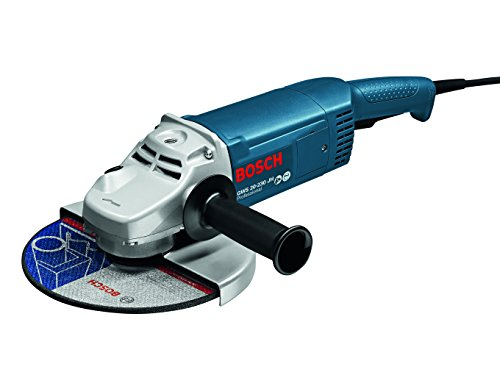 Bosch Professional 0601882M03 Amoladora, 2200 W, 240 V, Azul, 0