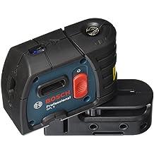Bosch GPL 5 Professional - Metro (1.5 V, 24 h, AA, 250 g, 80 x 40 x 104 mm, -20 - 70 °F)