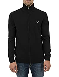 Fred Perry Fp Classic Merino Zip, Pull Sport Homme