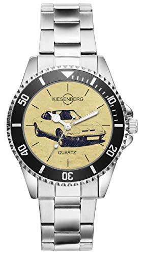 KIESENBERG Uhr - Geschenke für Opel GT Oldtimer Fan 4673