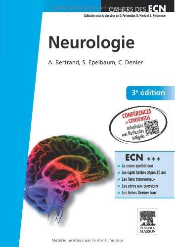 Neurologie par Anne Bertrand, Stéphane Epelbaum, Christian Denier