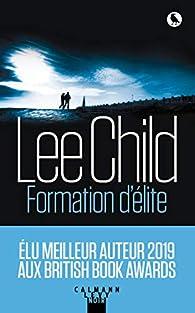 Formation d'élite par Lee Child
