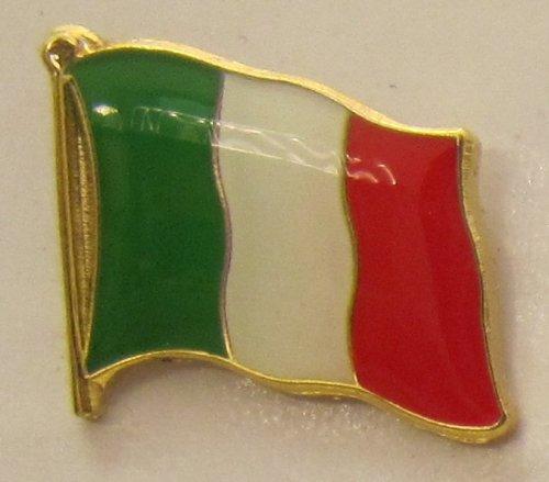 Pin Anstecker Flagge Fahne Italien Flaggenpin Badge Button Flaggen Clip Anstecknadel -