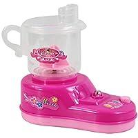 Toyvian 1 UNIDS Juego de Cocina para Niños Juego de Cocina de Cocina Pretendido para Niñas Toddlers Maker Juice Extractor Kettle Blender