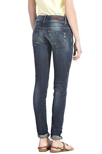 LTB Jeans Damen Jeanshose/ Lang 5065 / Molly Röhre, Super Slim Fit (Röhre) (Weitere Farben) Oxford (5065-1757)