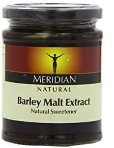 Meridian Barley Malt Extract 370 g (Pack of 6)