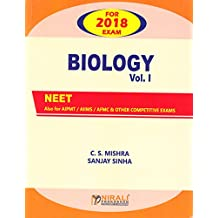 Biology for NEET/AIPMT/AIIMS/AFMC/ & Other Competitive Exams (Volume - 1)