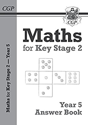 New KS2 Maths Answers for Year 5 Textbook (CGP KS2 Maths) from Coordination Group Publications Ltd (CGP)