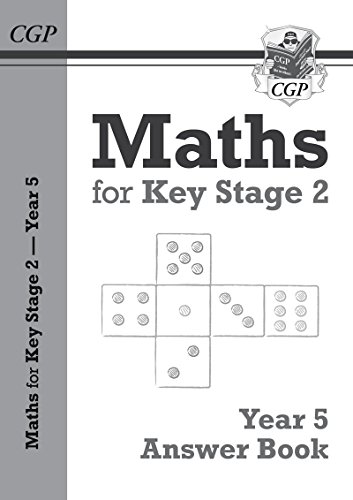 New KS2 Maths Answers for Year 5 Textbook (CGP KS2 Maths)