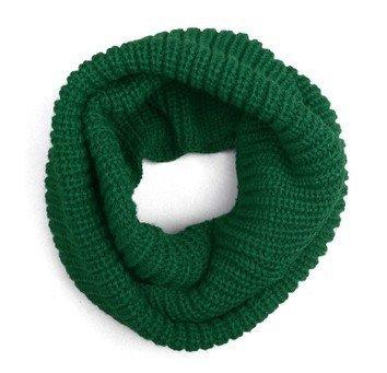 Ducomi® Sciarpa Gilt Infinity a Tubo in Morbido Misto Lana - Ottimo Regalo (Green)