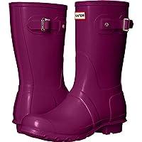 Hunter Women Original Short Wellington Boots