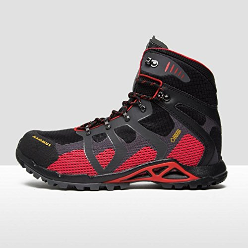 Mammut Comfort High GTX Surround Men - Wanderstiefel - black/graphite black-inferno