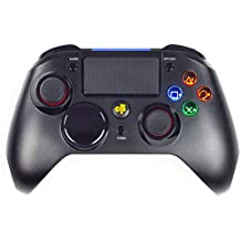 Cosmic Byte Stratos Xenon PS4/iOS/Android/PC Wireless Programmable Gamepad (Black)