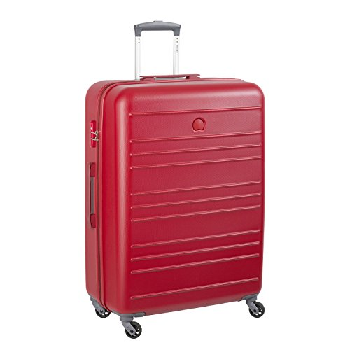 Delsey Carlit Trolley 4W 76 Red