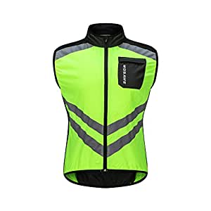 Cycling Jackets Back To Search Resultssports & Entertainment Learned Wosawe Reflective Jackets Mtb Winter Clothing Fleece Cycling Bike Breathable Green Windbreaker Windproof Waterproof Pockets