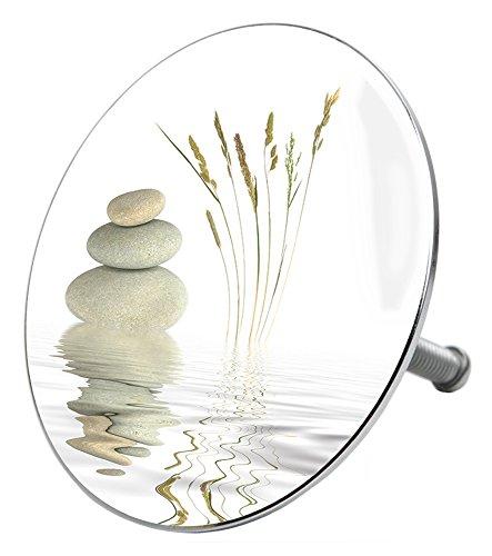 Badewannenstöpsel Balance, deckt den kompletten Abflussbereich ab, hochwertige Qualität ✶✶✶✶✶