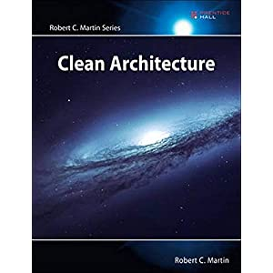 41V6o9aLNFL. SS300  - Clean Architecture: A Craftsman's Guide to Software Structure and Design (Robert C. Martin Series)